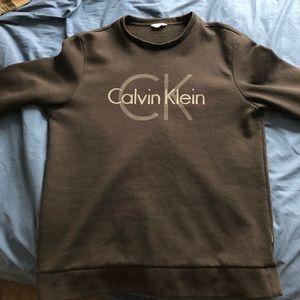 Calvin Klein Sweatshirt Men Size M